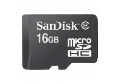 Tarjeta microSD 16 GB