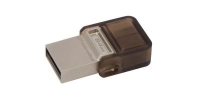 3.0 USB Data Traveler microDuo